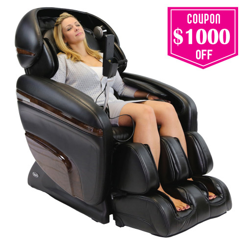 3D pro dreamer massage chair black with coupon