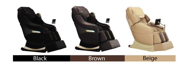Executive Massage Chair Color